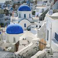 Epicurean Destinations - Santorini