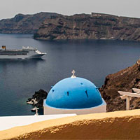 Travel Examiner - Santorini