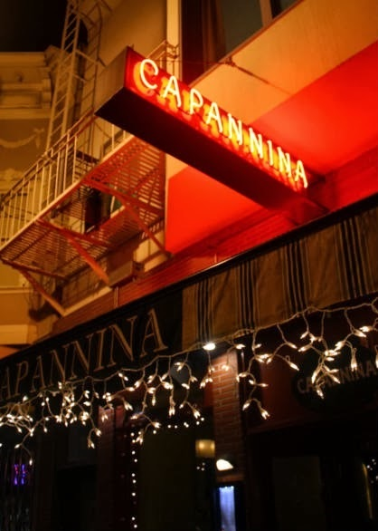 Capannina Ristorante of San Francisco